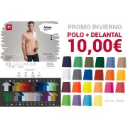 POLO + DELANTAL 10€ !!!