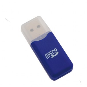 LECTOR TARJETAS USB 2.0.