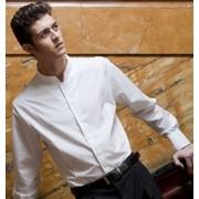 Camisa de hombre cuello mao M/l